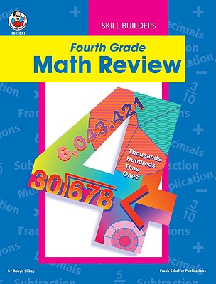 Image for Fourth Grade Math Review (Math Review Skill Builders)