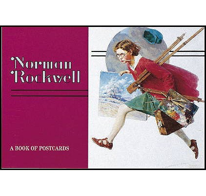 Image for Norman Rockwell: A Book of Postcards