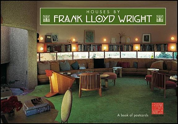 Image for Houses by Frank Lloyd Wright: A Book of Postcards (Frank Lloyd Wright Collection (Postcards))
