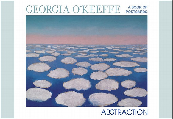 Image for Georgia O'Keeffe A Book of Postcards: Abstraction