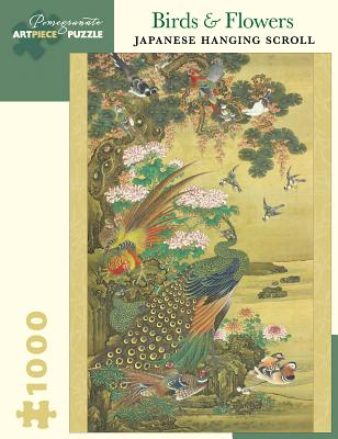 Image for Birds & Flowers: Japanese Hanging Scroll 1000-Piece Jigsaw Puzzle