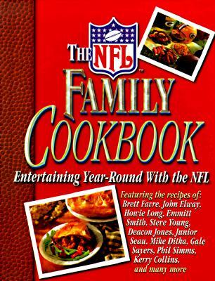 Image for NFL FAMILY COOKBOOK