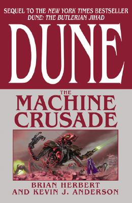 Image for DUNE: THE MACHINE CRUSADE (signed)