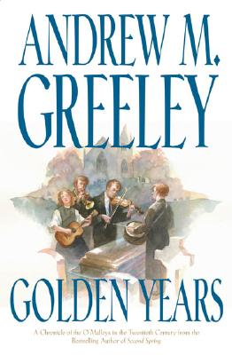 Image for Golden Years (O'Malley Novels (Forge Hardcover))