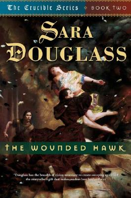 Image for WOUNDED HAWK, THE CRUCIBLE SERIES BOOK 2