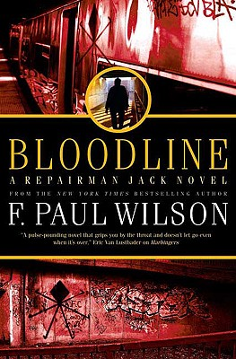 Image for Bloodline: A Repairman Jack Novel