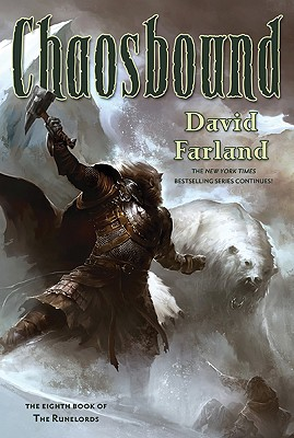 Image for Chaosbound: The Eighth Book of the Runelords