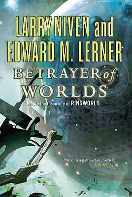 Image for BETRAYER OF WORLDS PRELUDE TO RINGWORLD