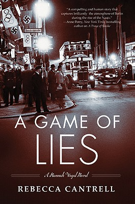 Image for A Game of Lies (Hannah Vogel)