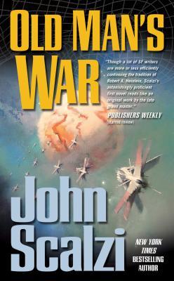 OLD MAN'S WAR (OLD MAN'S WAR, NO 1), SCALZI, JOHN