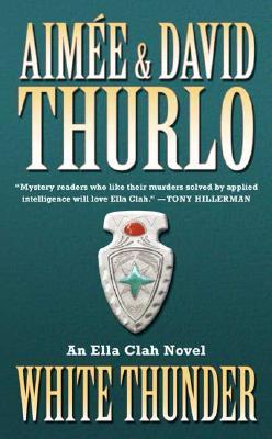 Image for White Thunder: An Ella Clah Novel