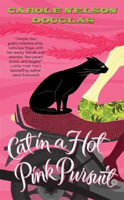Cat in a Hot Pink Pursuit: A Midnight Louie Mystery (Midnight Louie Mysteries), Douglas, Carole Nelson