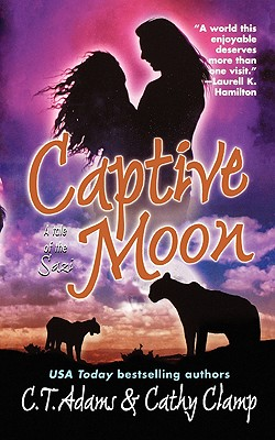 Image for Captive Moon (Tales of the Sazi, Book 3)