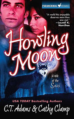 Image for HOWLING MOON TALE OF THE SAZI