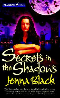 """Secrets in the Shadows (The Guardians of the Night, Book 2)"", ""Black, Jenna"""
