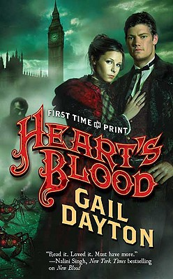 Heart's Blood, Gail Dayton