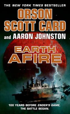 Image for EARTH AFIRE (FIRST FORMIC WAR, NO 2)