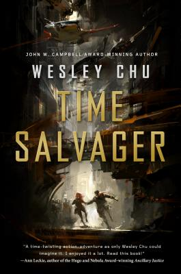 Image for TIME SALVAGER