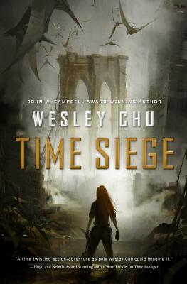 Image for Time Siege (Time Salvager (2))
