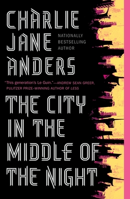 Image for CITY IN THE MIDDLE OF THE NIGHT