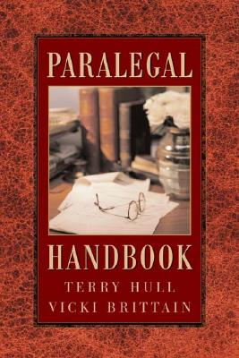 Image for Paralegal Handbook (Paralegal Series) (Paralegal Reference Materials)