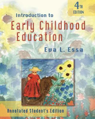 Image for Introduction to Early Childhood Education 4e