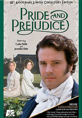 Image for Pride and Prejudice: 10th Anniversary Limited Collector's Edition with Book(s)