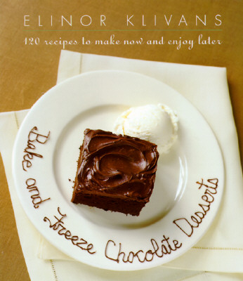 Image for BAKE AND FREEZE CHOCOLATE DESSERTS : 120