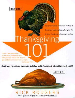 Image for THANKSGIVING 101