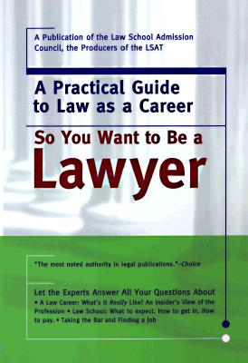 Image for So You Want to Be a Lawyer