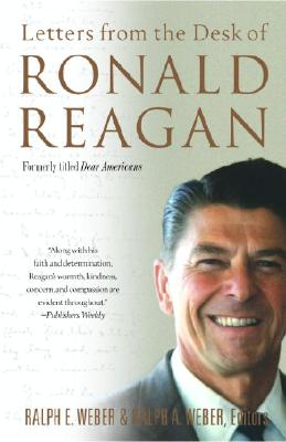 Image for Letters from the Desk of Ronald Reagan