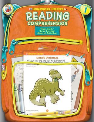 Reading Comprehension, Grade 1 (Homework Helper)