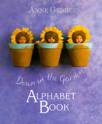Image for Down In The Garden Alphabet Book