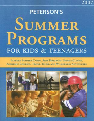 Image for Summer Programs for Kids & Teenagers 2007