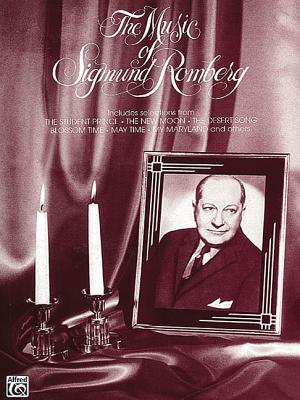 Image for The Music Of Sigmund Romberg Piano/Vocal