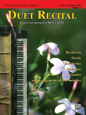 Image for The Young Pianist's Library / 6A - Duet Recital Book