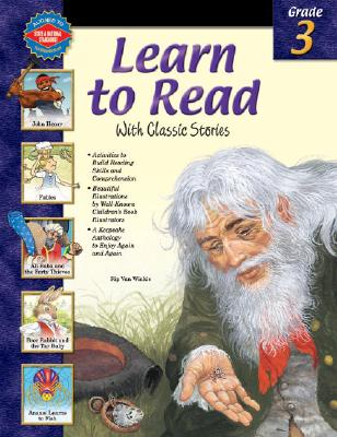 "Image for ""Learn to Read With Classic Stories, Grade 3"""