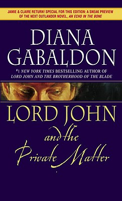 Image for Lord John And The Private Matter (Bk 1 Lord John)