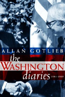 Image for The Washington Diaries 1981-1989