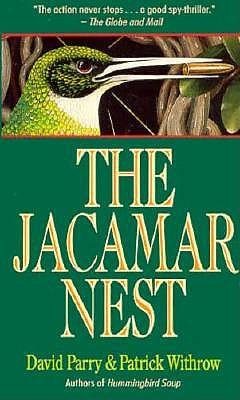 The Jacamar Nest, Parry, David