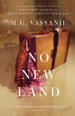 No New Land, Vassanji, M.G.