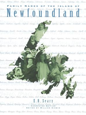 Image for Family Names of the Island of Newfoundland
