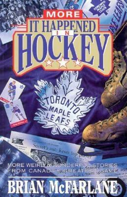 Image for More It Happened in Hockey