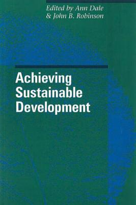 Image for Achieving Sustainable Development (Miegunyah Press Series)