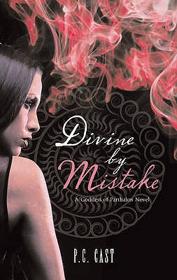 Image for Divine by Mistake (A Goddess of Partholon Book) (MIRA)