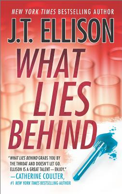 Image for What Lies Behind (A Samantha Owens Novel)