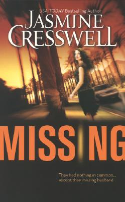 Missing, JASMINE CRESSWELL