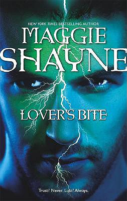 Lover's Bite (Wings in the Night, Book 2), MAGGIE SHAYNE