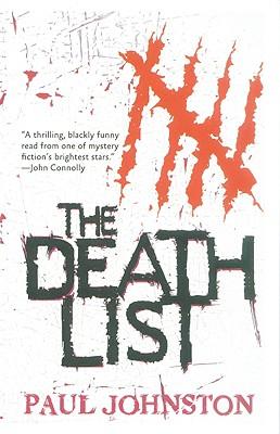 The Death List, PAUL JOHNSTON