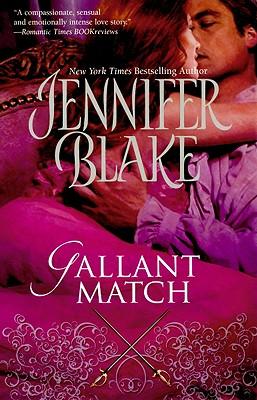 Gallant Match, JENNIFER BLAKE